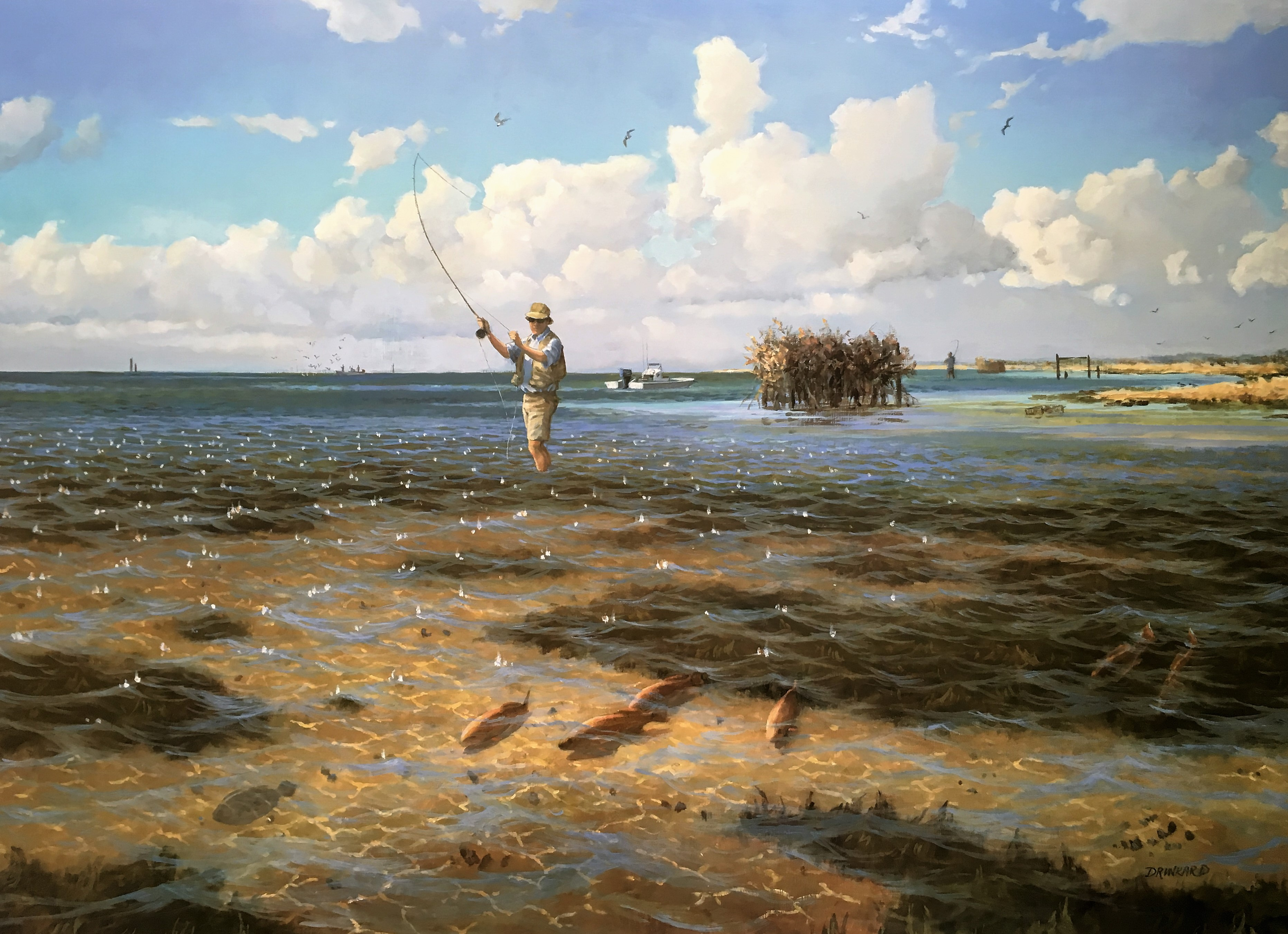 David Drinkard Moving Targets Collectors Covey