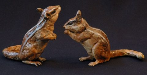 chipmunk-pair