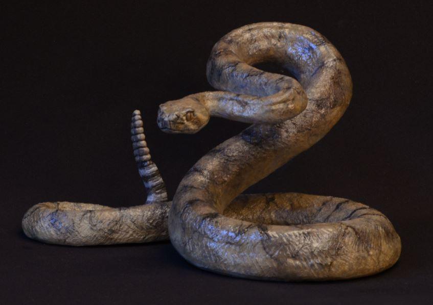 Rattlesnake Lifesize