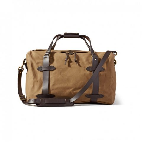 Medium Duffle-Tan