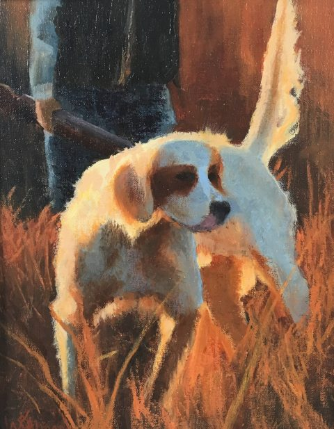 Chase Almond-Setter-10x8-$500