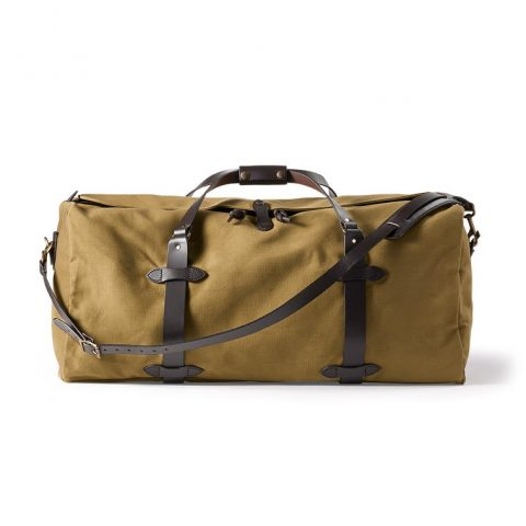 11070223 Tan Large Duffle1