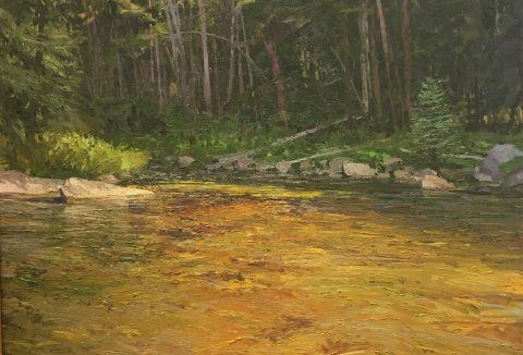 Len Chmiel-Lost horse Creek larger