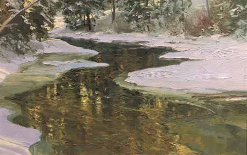 Len Chmiel-The crystal in winter larger