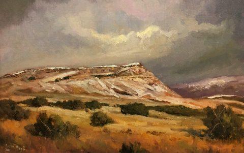 Bill Mittag-Caprock Winter